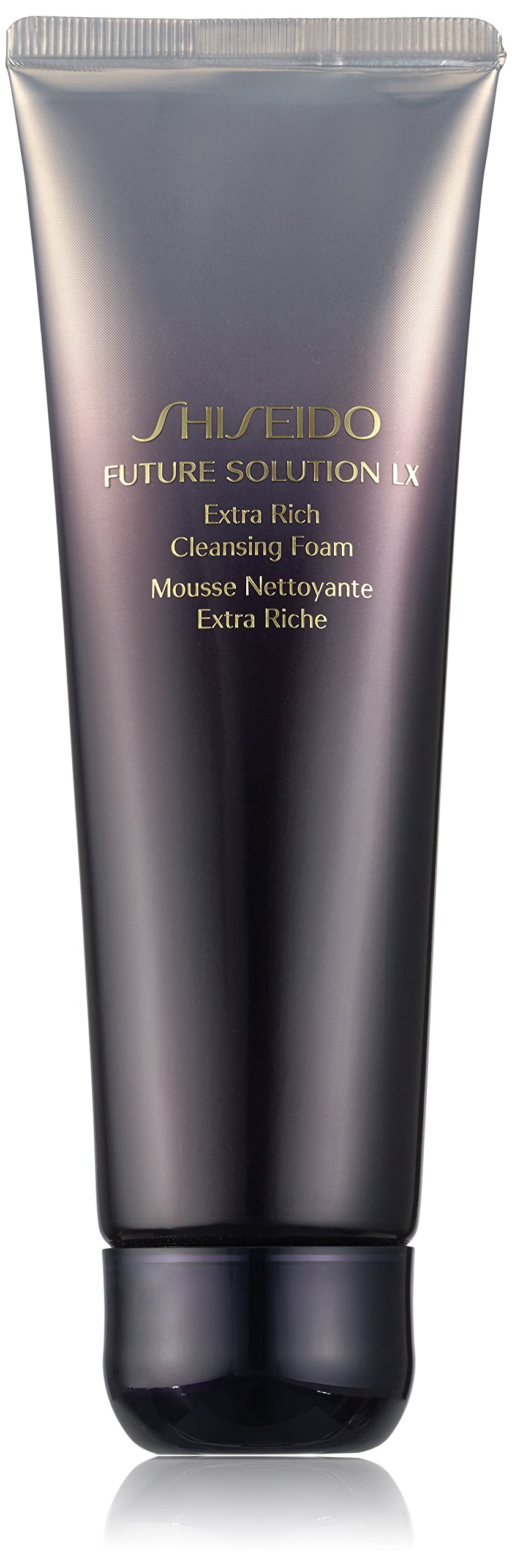 Shiseido Future Solution Lx Extra Rich Cleansing Foam for Unisex, 4.7 Ounce by Shiseido
