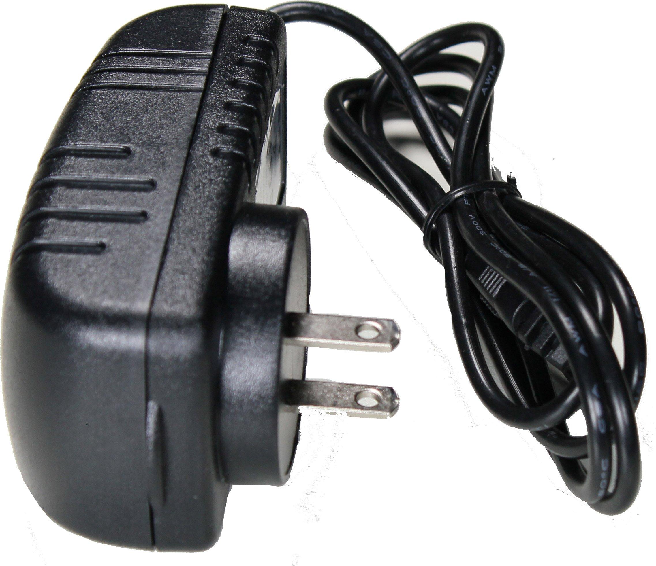 Super Power Supply AC / DC Adapter Charger Cord for Western Digital Dual-Option DA-24B12 AC, ADS-24P-12-2 1224G, ADS-24S-12 1224GPCU, WA-24C12U, S018BU1200150 USB External Hard Drives Wall Barrel Plug