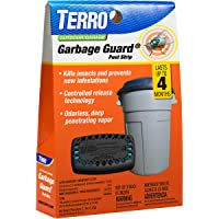 TERRO T800 Garbage Guard – Kills Insects and Prevents New Infestations,Black