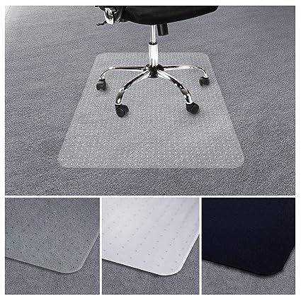 Casa Pura®, tappetino per sedia da ufficio, per tappeti ...
