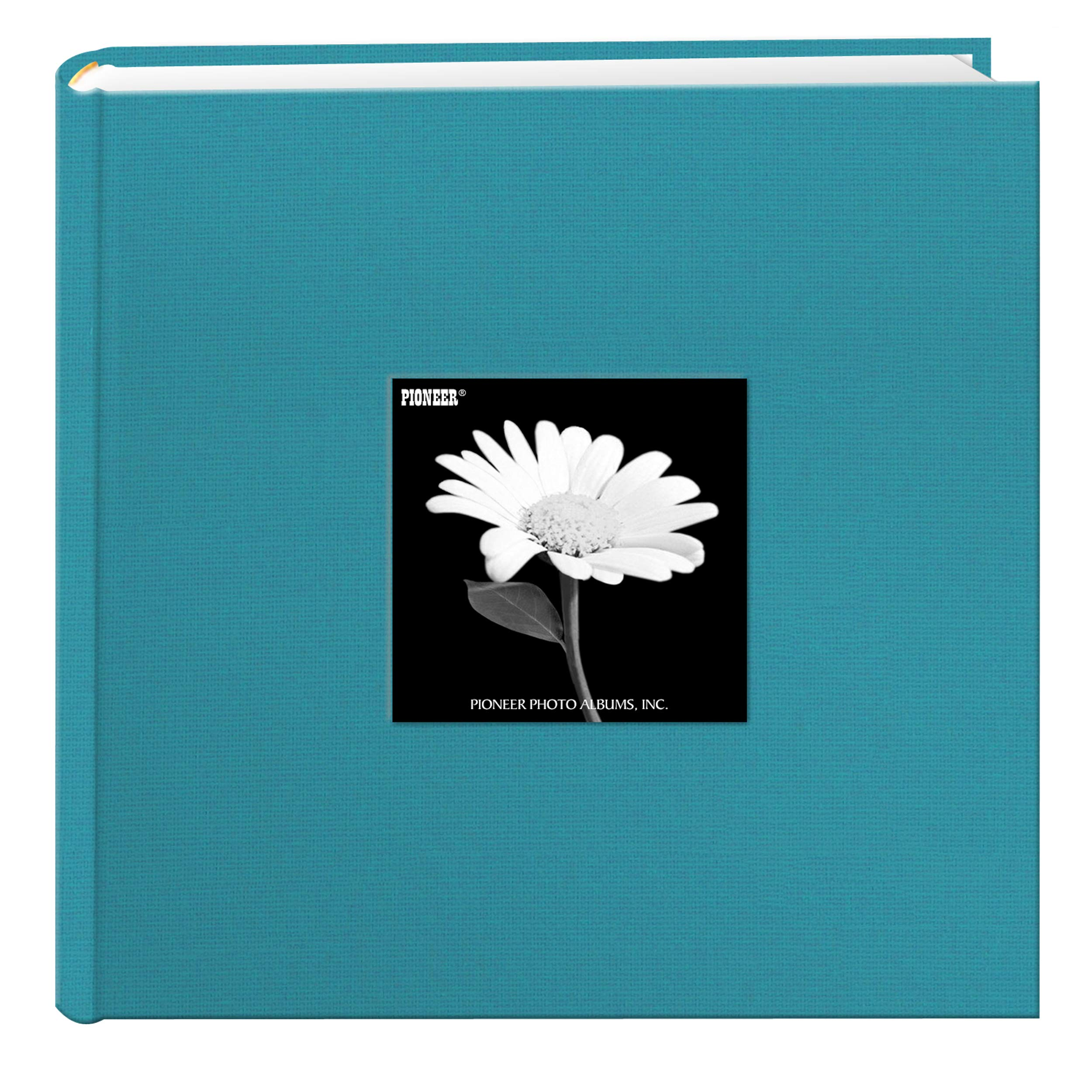 Pioneer Photo Albums Holds 200 Photos, Turquoise Blue, 4'' x 6'' by Pioneer Photo Albums