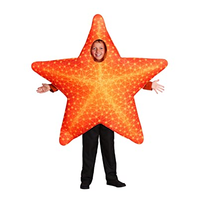 Child Starfish Costume Standard: Clothing [5Bkhe0501979]