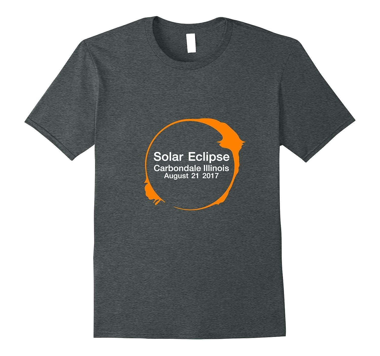 Circle Total Eclipse 2017shirt Carbondale Illinois Souvenir