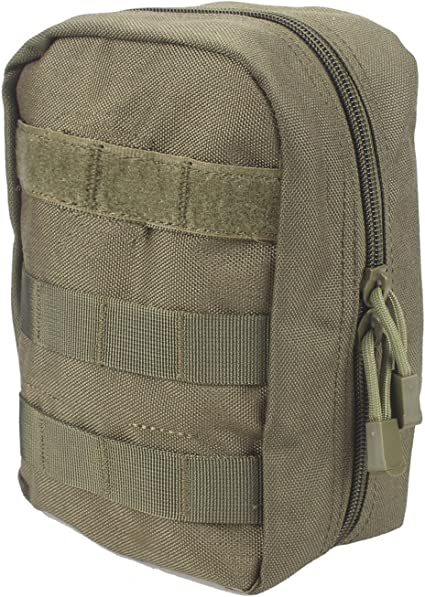 Carlebben EMT Pouch MOLLE Ifak Pouch Tactical MOLLE Medical First Aid Kit Uti...