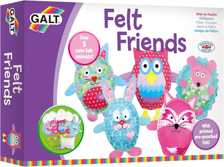 Galt Toys Felt Friends