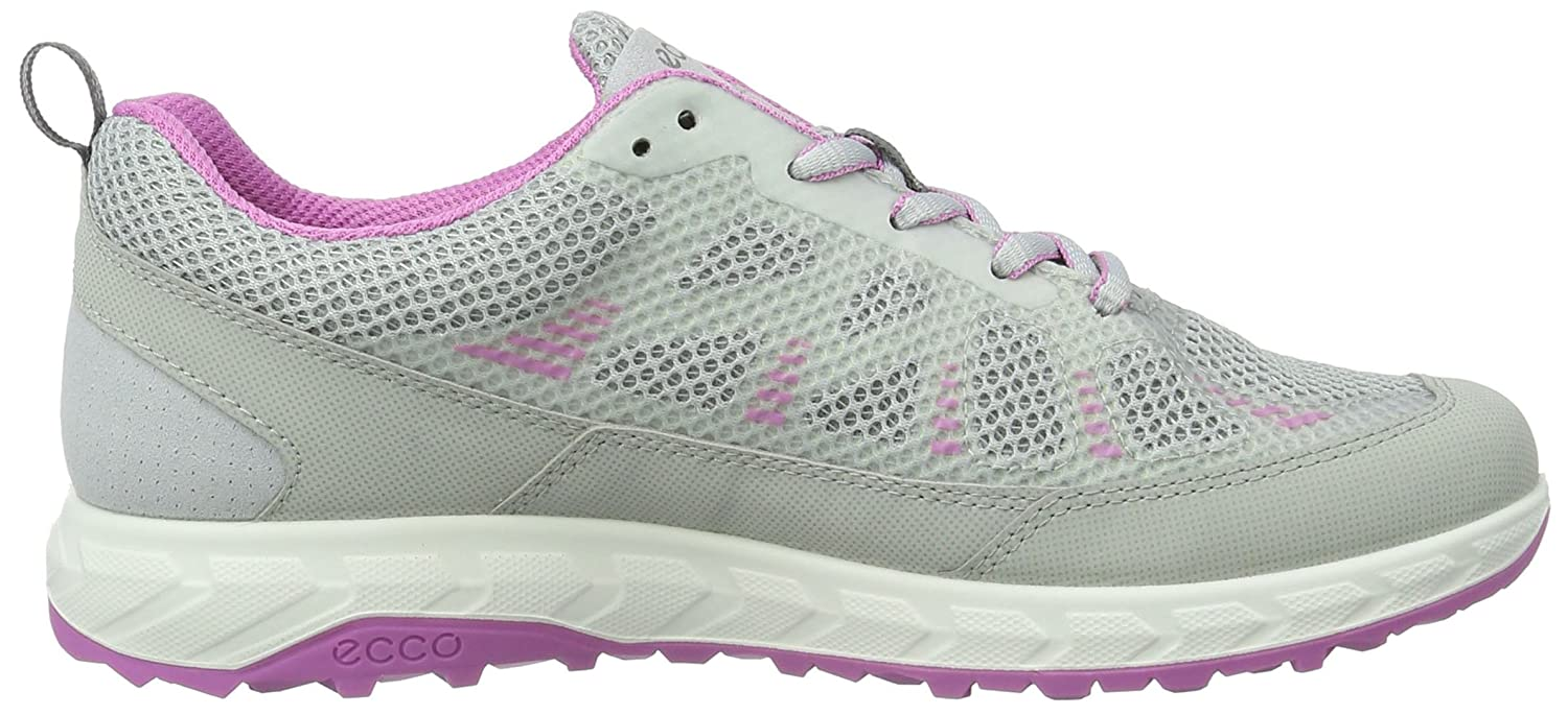 Womens Terratrail Multisport Outdoor Shoes, Grey (50296warm Grey/Concrete/Pink), 6 UK Ecco