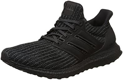 release date e60d5 fbf7d adidas Ultraboost Menâ€s Running Shoes, Black, US7.5