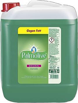 Palm olivo Detergente para lavavajillas Original, 1er Pack (1 x 10 ...