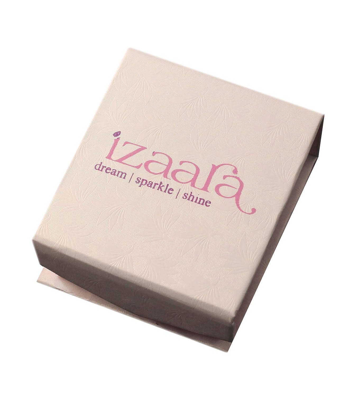 Izaara 92.5 Premium Sterling Silver Bracelet For Women /& Girl