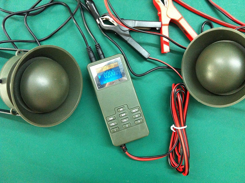 ZTOP Outdoor Hunting MP3 Player Loudspeaker Bird Decoy Bird Sounds Caller 50W Speaker by ZTOP® (Image #8)