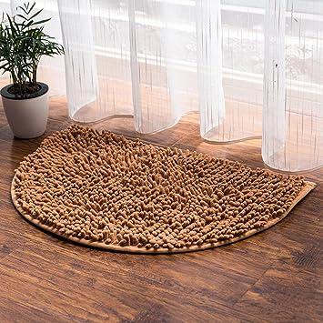 Halbrund Bad Teppiche Badezimmer Teppich Wasser Absorbierenden