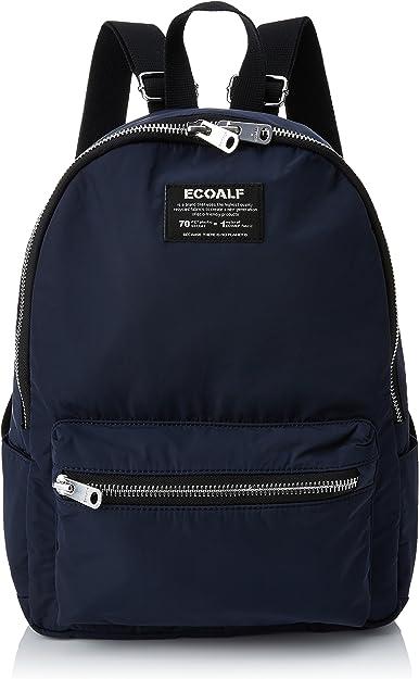 ECOALF Oslo Backpack, Mochila Unisex Adulto, Azul (Deep Navy ...