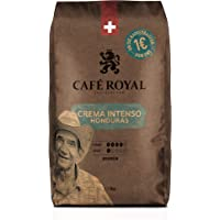 Café Royal Honduras Crema Intenso Bohnenkaffee, Intensität 4/5, 1er Pack (1 x 1 kg)