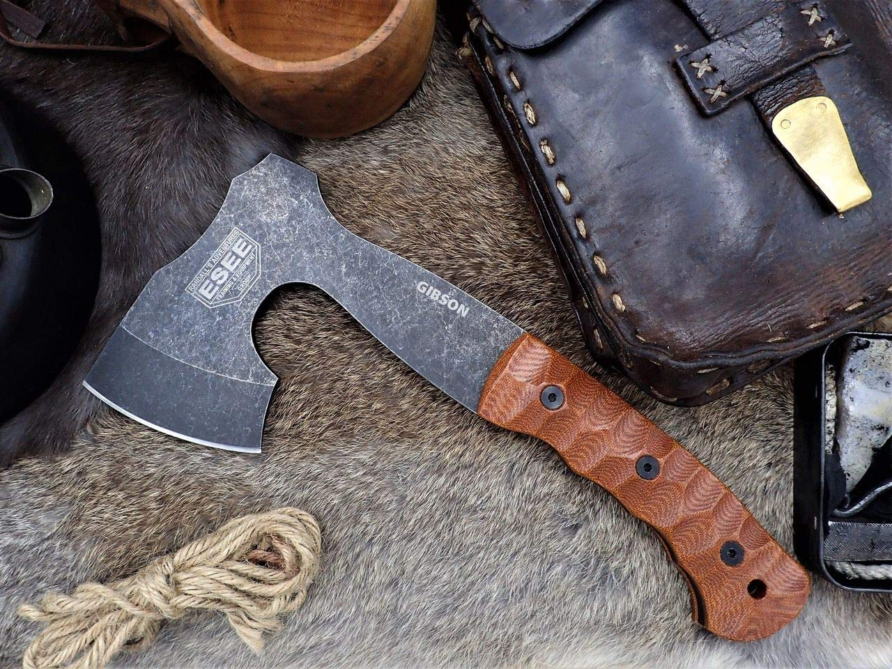 ESEE Knives Gibson Axe by ESEE (Image #3)