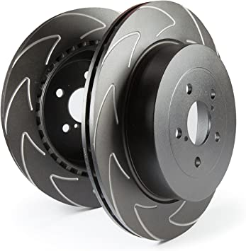 EBC Brakes BSD7218 Brake Rotor EBC:BSD7218