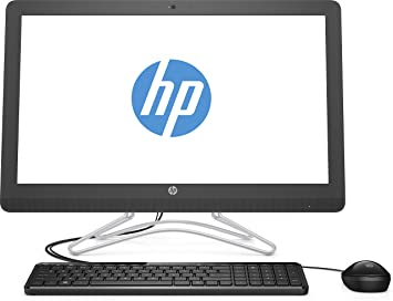 "HP 24-e062ng 2.40GHz i3-7100U 23.8"" 1920 x 1080Pixeles Gris PC"