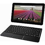 RCA Maven Pro11.6-inch 32GB Tablet with Detachable Keyboard, Black (Quad Core 32GB,1GB RAM, HDMI, Bluetooth, WiFi, Android 6.0 M