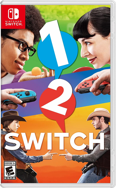 Amazon Com 1 2 Switch Nintendo Switch Nintendo Of America Video