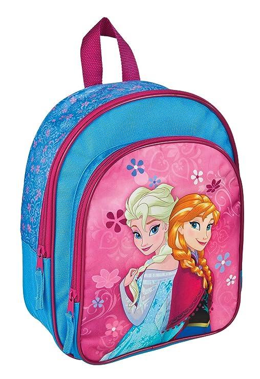 54a51cedb651c Undercover FRWD7601 Rucksack mit Vortasche Disney Frozen