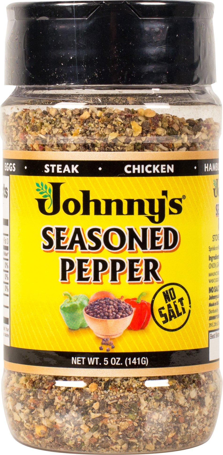 Johnny's Seasoned Pepper, 5 Oz