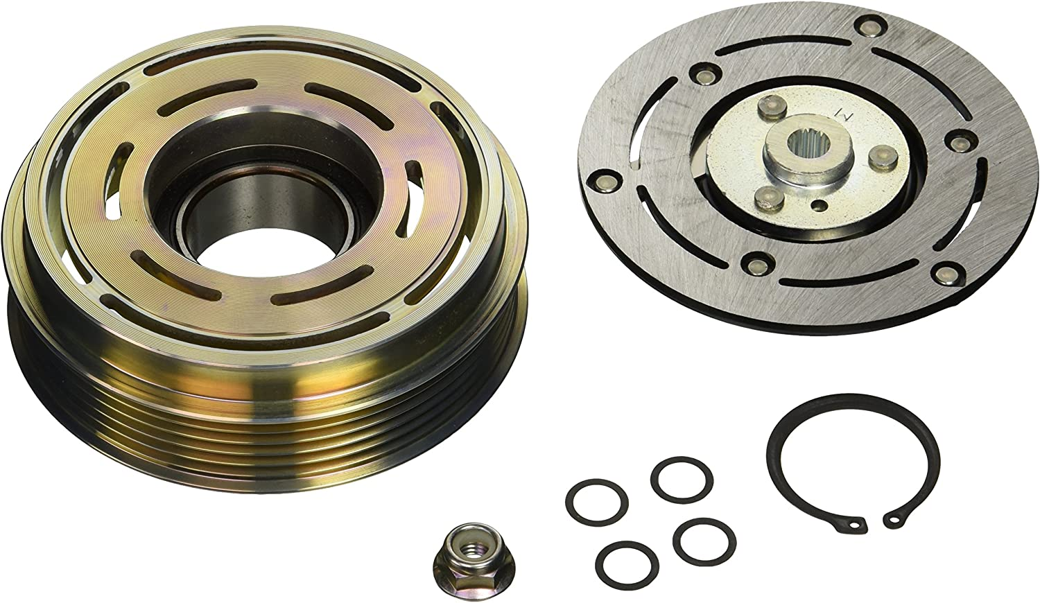 Genuine Honda 38900-PNB-006 Compressor Clutch Set