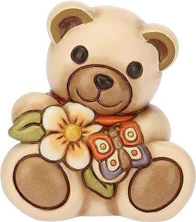 Mazzo Di Fiori Thun.Thun Teddy Con Mazzo Di Fiori E Farfalla Animali Soprammobili Da