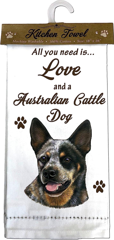 Credit Card Case Australian Cattle Dog Business Card