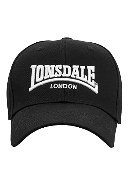 Lonsdale Unisex Cap Wigston 629e5f16587