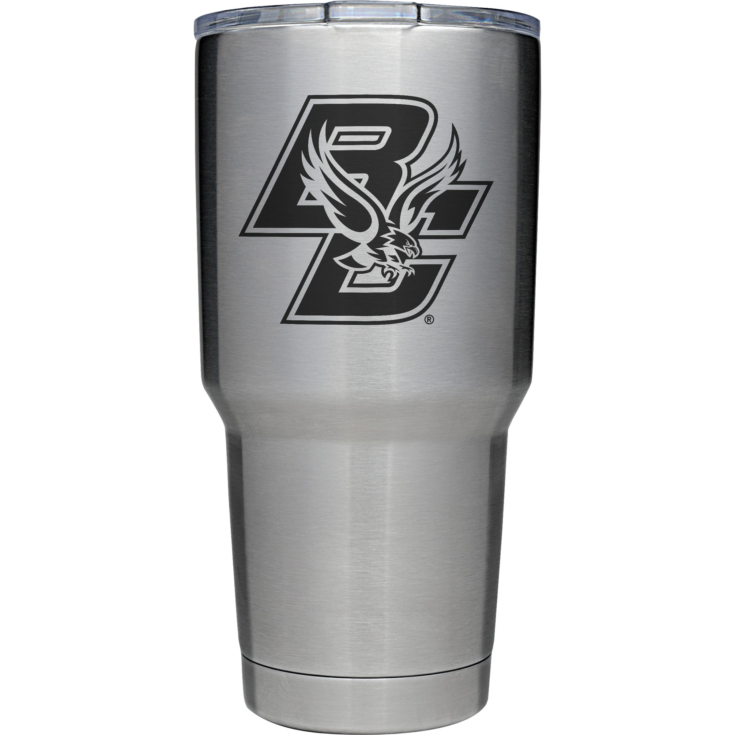 YETI Officially Licensed Collegiate Series Rambler, 30oz Tumbler with MagSlider Lid, Boston College