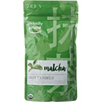 Wickedly Prime Organic Matcha Green Tea Powder, Culinary Grade, 4 Ounce