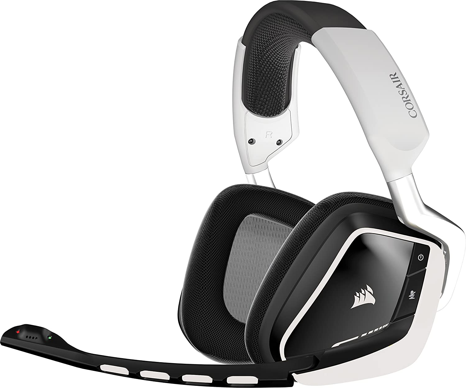 Corsair Gaming CA-9011145-EU VOID Wireless Dolby 7.1 Comfortable PC Gaming Headset - White