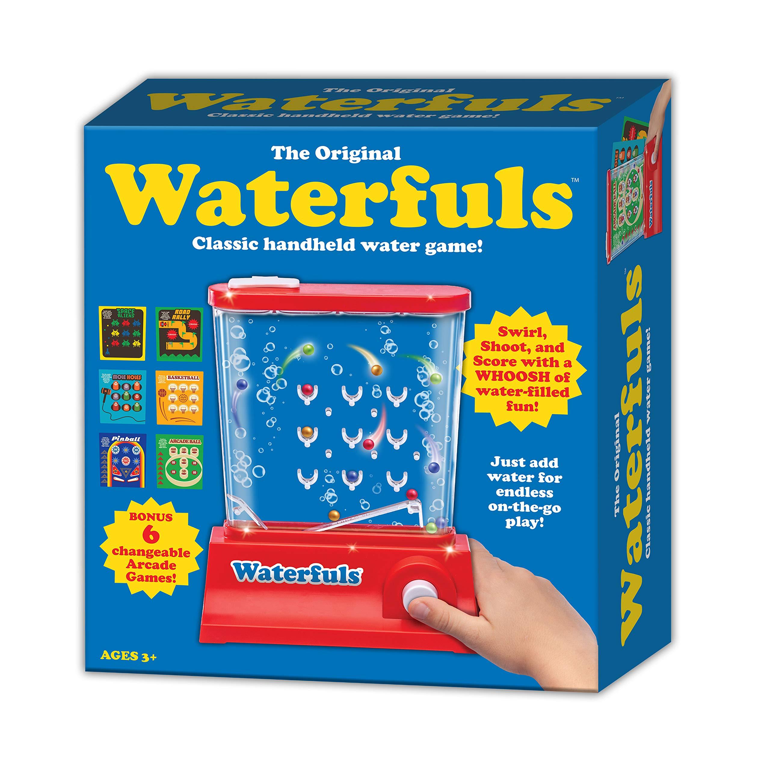 Waterfuls The Original Handheld Game by Waterfuls