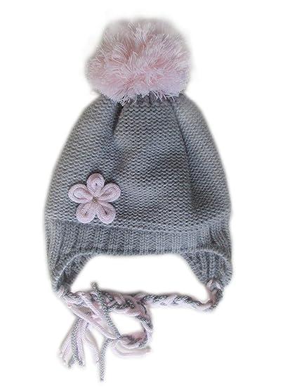 2de865b80 Frost Hats Winter Hat for Girls Warm Winter Beanie Ski Hat Pom Pom Beanie