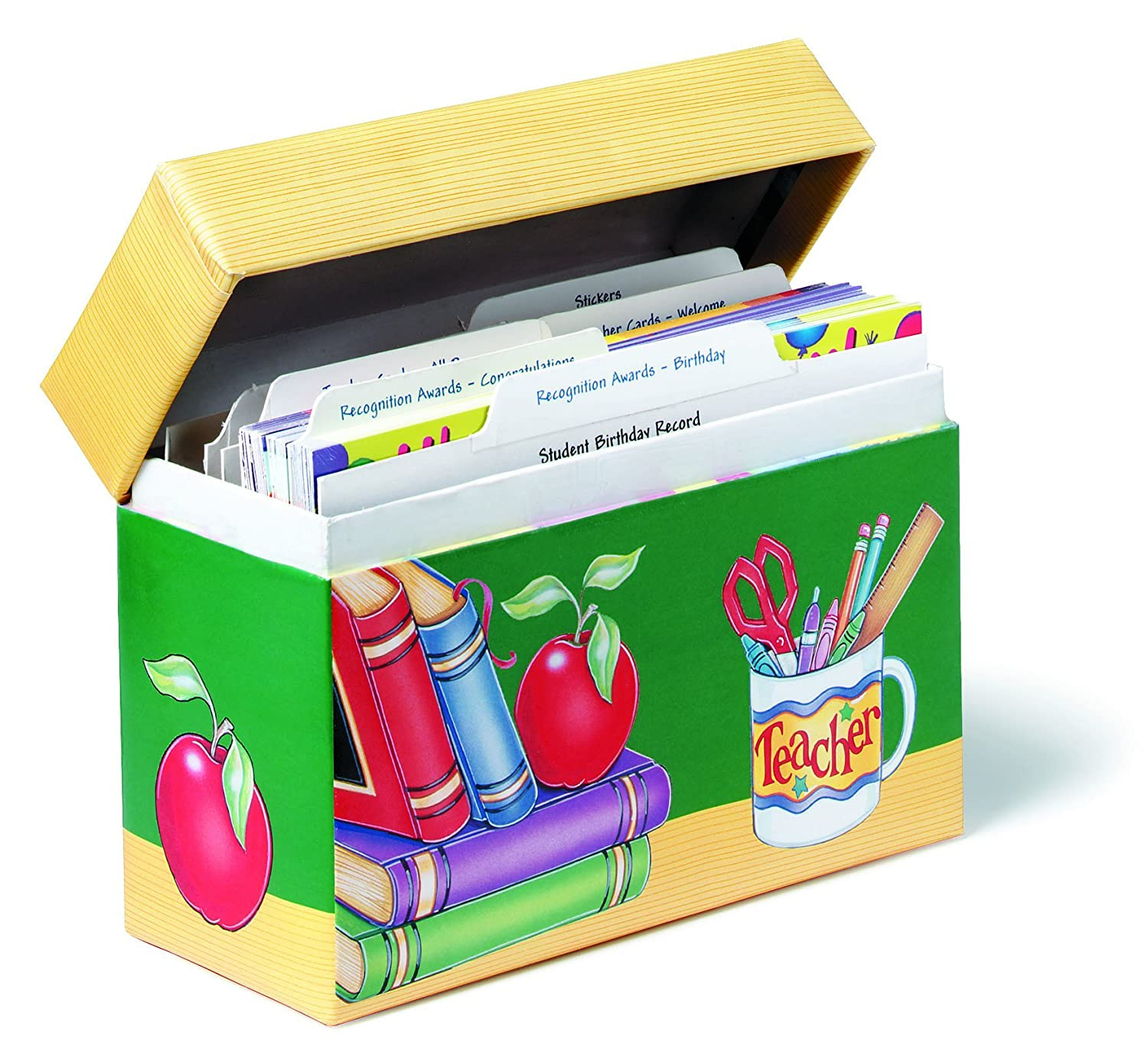 1430 Piece Teacher Reward Starter Kit. Includes Certificates, Bookmarks, Post Cards and Stickers. Ideal for NQTs Starting Teaching. Eureka