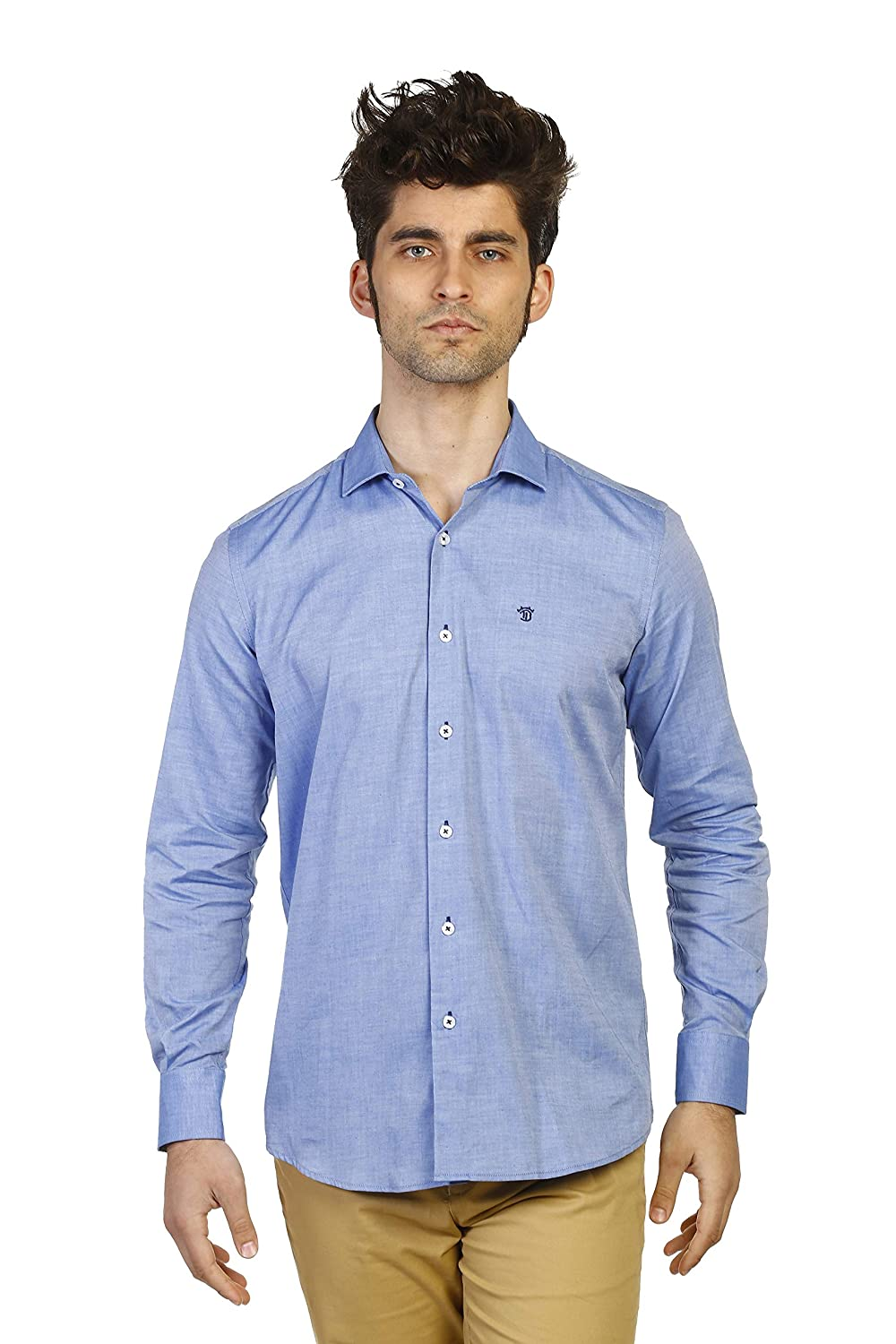 XXL THE TIME OF BOCHA Man Shirt Premium bleu