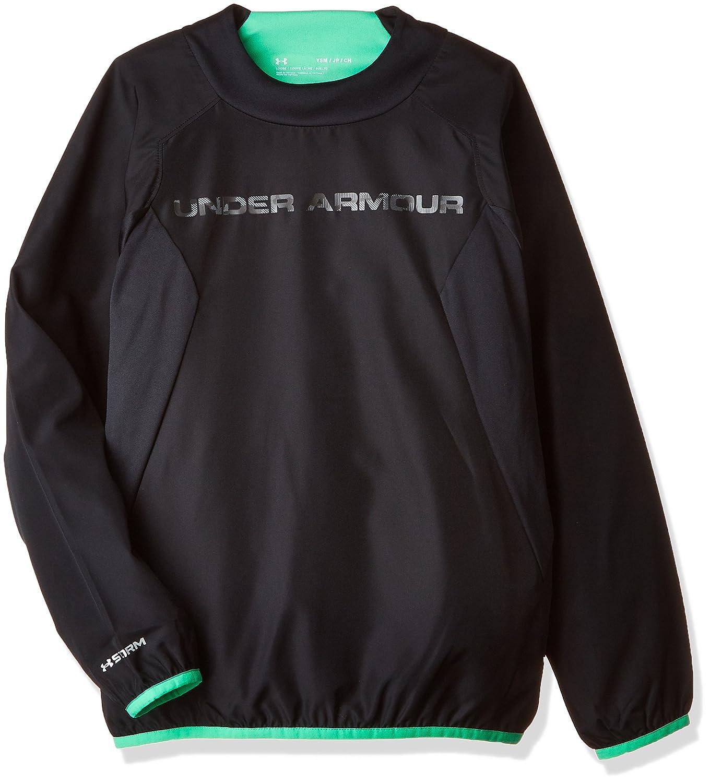 ④ アンダーアーマー UNDER ARMOUR ウインドブレーカージャケット ジュニア ユースチャレンジャーピステトップ サッカー ロングスリーブ BOYS 1305637-001