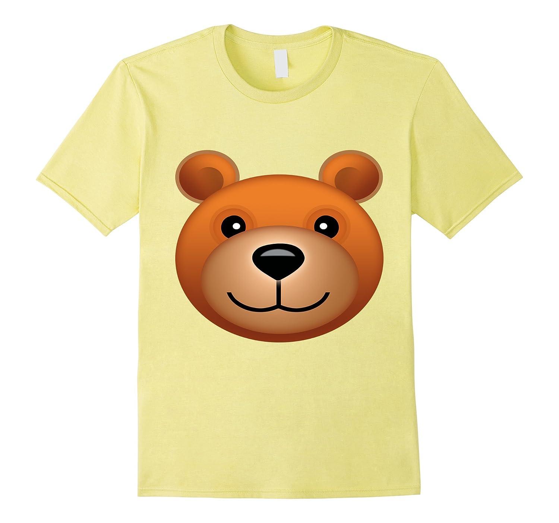 Teddy bear Emoji Halloween Costume Bear Face Emoji-CD ...  sc 1 st  Canditee & Teddy bear Emoji Halloween Costume Bear Face Emoji-CD u2013 Canditee