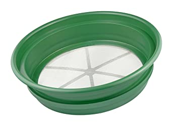 amazon co jp se gp2 120 patented 13 1 4 stackable sifting pan