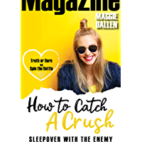 Sleepover with the Enemy (How to Catch a Crush Book 5) book cover