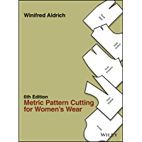 Metric Pattern Cutting for Women's Wear, 6th Edition book cover