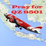 Prayer for Airasia QZ8501 News
