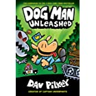 Dog Man Unleashed: A Graphic Novel (Dog Man #2): From the Creator of Captain Underpants