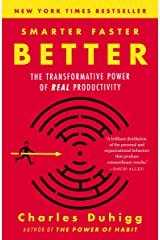 Smarter Faster Better: The Transformative Power of Real Productivity Paperback
