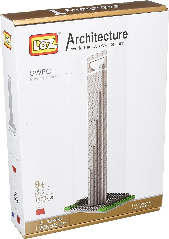 LOZ Building & Construction 9372 SWFC Building Blocks (1170 Piece): Amazon.es: Juguetes y juegos