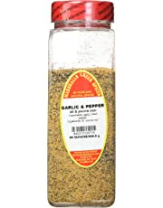 Marshalls Creek Spices Seasoning, Garlic and Pepper, XL Size, 20 Ounce