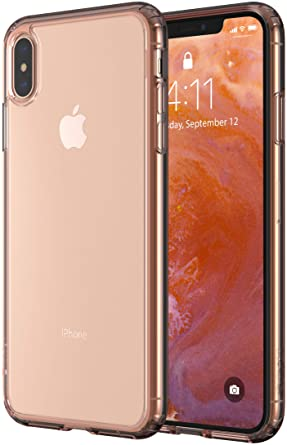 Amazon.com: Altigo iPhone Xs Max Case (funda transparente ...