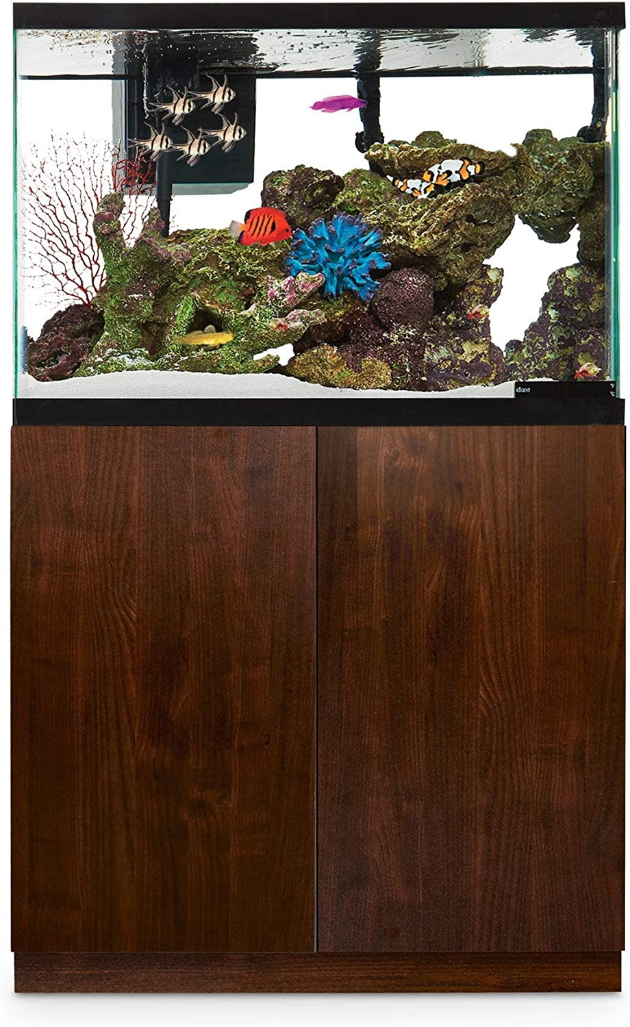 Imagitarium Faux Woodgrain best 40 Gallon Tank Stand