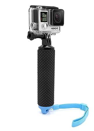 MyGadget Monopod Flotante para GoPro Grip de Mano Flotador: Amazon.es: Electrónica