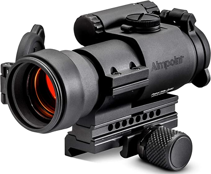 Best Red Dot Sight: Aimpoint PRO Patrol Rifle Optic
