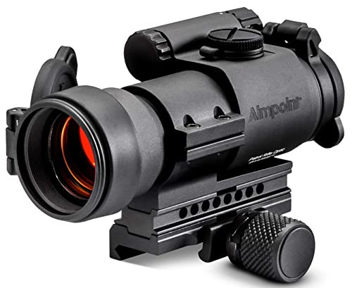 Aimpoint Patrol Rifle Optic (PRO) Red Dot Reflex Sight with QRP2 Mount and Spacer